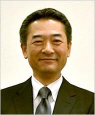 代表取締役社長 仙波 克彦