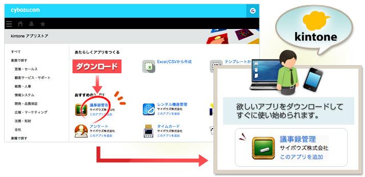 「lala cloud」アプリストアから選ぶ